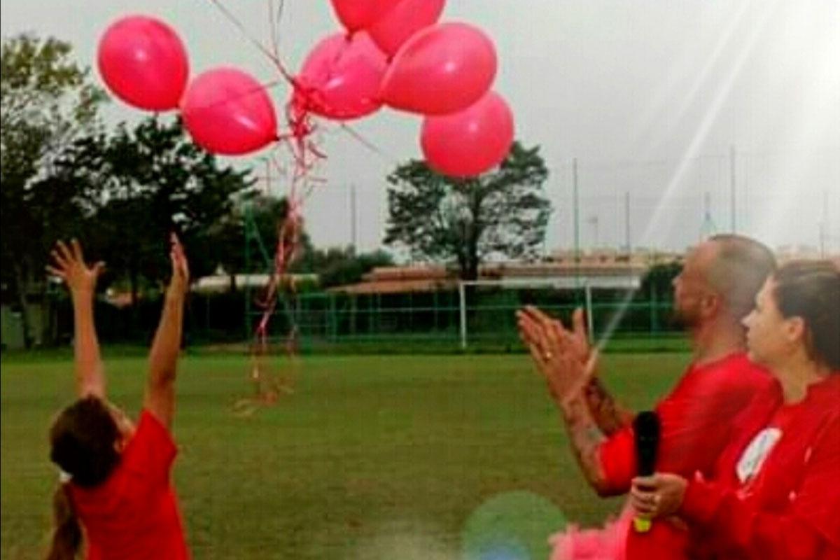 Palloncini per Giordano